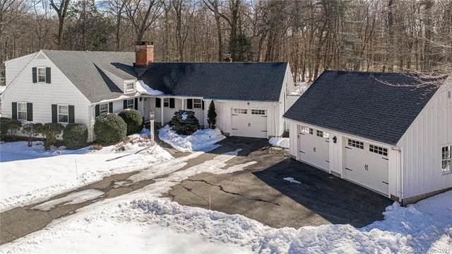 151 Cross Highway, Fairfield, CT 06824 (MLS #170390370) :: Forever Homes Real Estate, LLC
