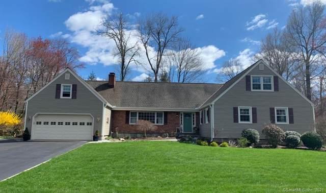 5 Lisa Lane, Westport, CT 06880 (MLS #170390450) :: Frank Schiavone with William Raveis Real Estate