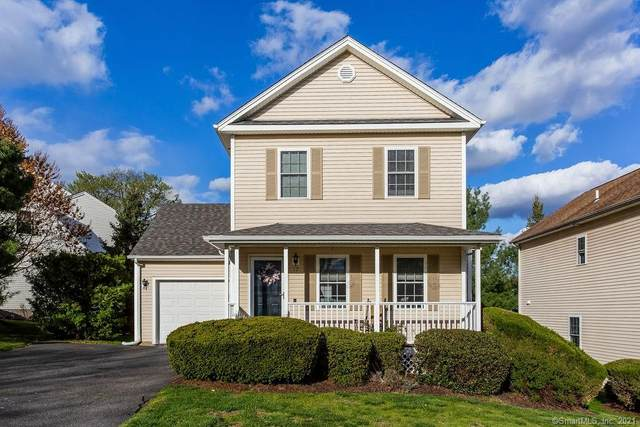 17 Hickory Court #17, Wallingford, CT 06492 (MLS #170390695) :: Carbutti & Co Realtors