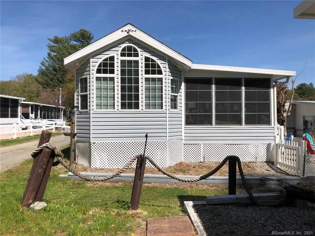 262 Shetucket Turnpike #83, Griswold, CT 06351 (MLS #170390847) :: Forever Homes Real Estate, LLC
