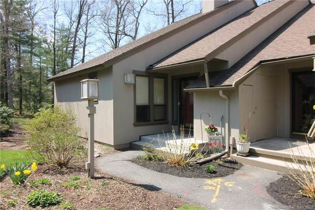 11 Byron Drive #11, Avon, CT 06001 (MLS #170390860) :: Around Town Real Estate Team