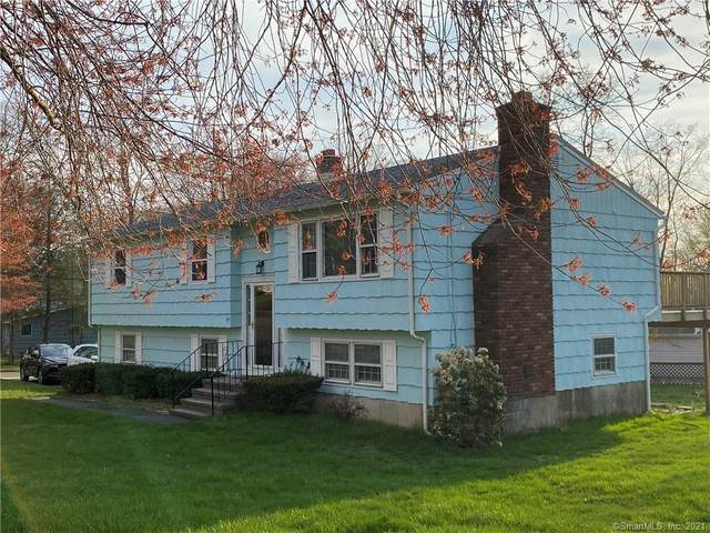 115 Sentinel Hill Road, Milford, CT 06460 (MLS #170390987) :: Around Town Real Estate Team