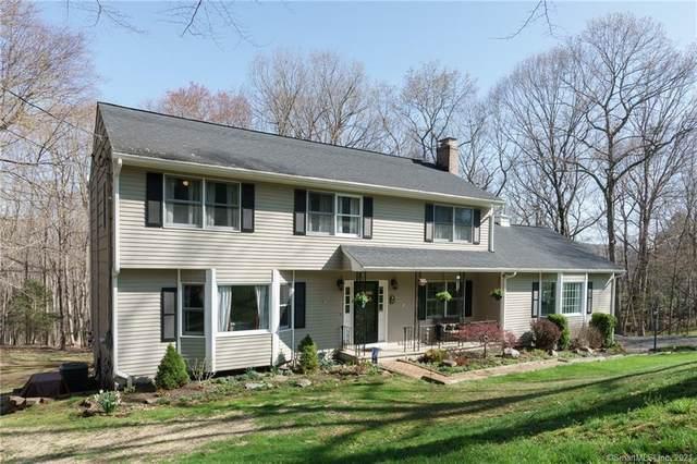 150 Okenuck Way, Shelton, CT 06484 (MLS #170391177) :: Around Town Real Estate Team