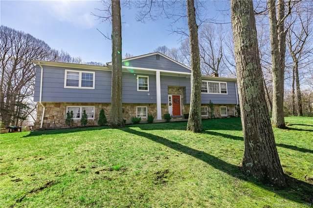 72 Primrose Drive, Trumbull, CT 06611 (MLS #170391343) :: Michael & Associates Premium Properties | MAPP TEAM