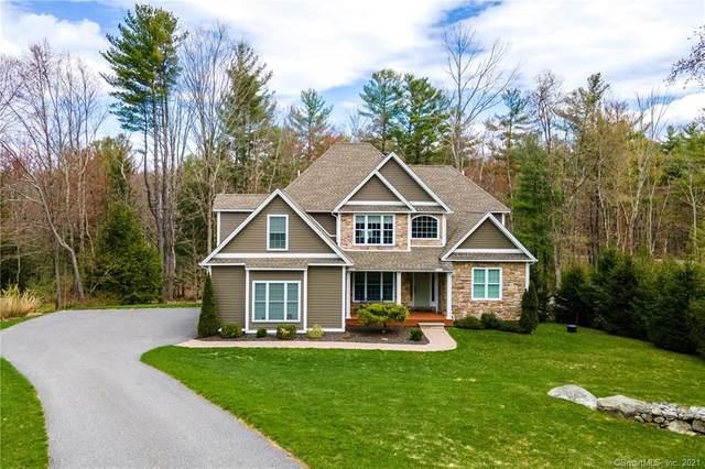481 E Hyerdale Drive, Goshen, CT 06756 (MLS #170391391) :: GEN Next Real Estate