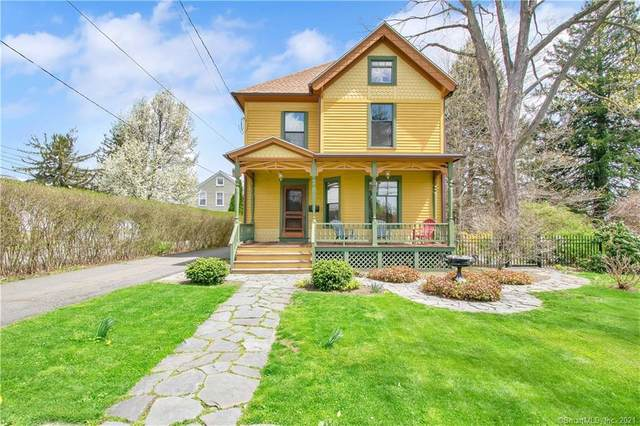 54 Main Street, Newtown, CT 06470 (MLS #170391577) :: Around Town Real Estate Team