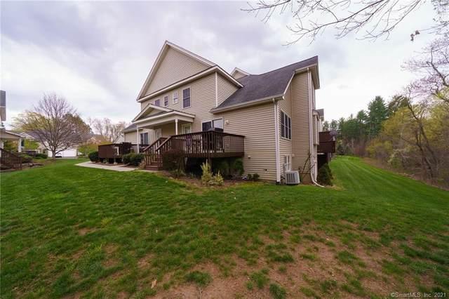 8F Reggie Way F, East Windsor, CT 06016 (MLS #170391882) :: NRG Real Estate Services, Inc.