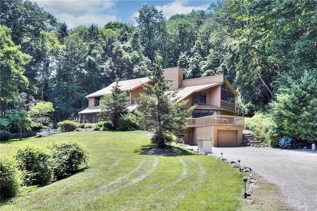 110 Valley Forge Road, Weston, CT 06883 (MLS #170391962) :: GEN Next Real Estate