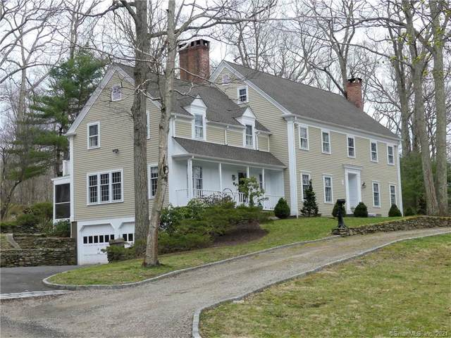 63 High Rock Road, Newtown, CT 06482 (MLS #170391984) :: Around Town Real Estate Team