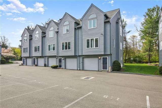 81 Wolfpit Avenue D5, Norwalk, CT 06851 (MLS #170392493) :: Spectrum Real Estate Consultants