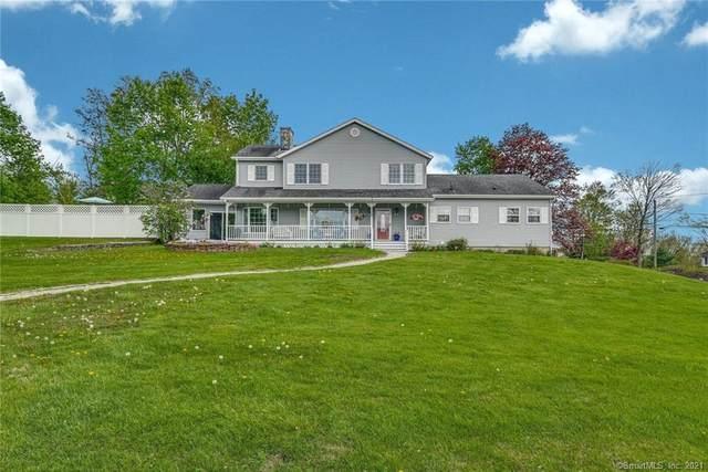 1 Powder Horn Hill, Brookfield, CT 06804 (MLS #170392576) :: Around Town Real Estate Team