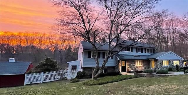 6 Cardinal Lane, Wilton, CT 06897 (MLS #170392707) :: Around Town Real Estate Team