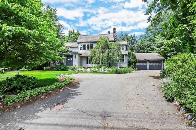 206 Rowayton Woods Drive #206, Norwalk, CT 06854 (MLS #170392983) :: GEN Next Real Estate