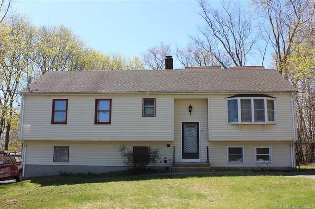 46 Kenyon Road, Waterford, CT 06385 (MLS #170393085) :: Tim Dent Real Estate Group