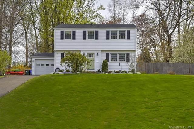 132 Shelter Rock Road, Fairfield, CT 06825 (MLS #170393453) :: Spectrum Real Estate Consultants