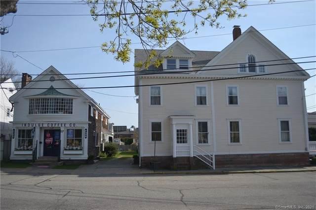 165 Water Street, Stonington, CT 06378 (MLS #170393510) :: Next Level Group