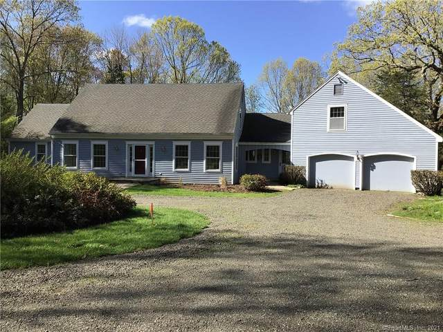 84 Perkins Road, Southbury, CT 06488 (MLS #170393664) :: Next Level Group
