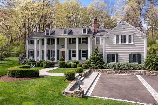 398 Valley Road, New Canaan, CT 06840 (MLS #170394020) :: Next Level Group