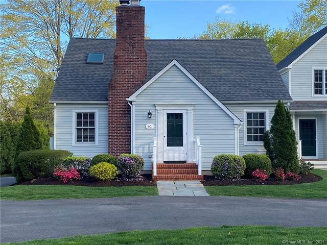 61 Lakeview Avenue #61, New Canaan, CT 06840 (MLS #170394028) :: Coldwell Banker Premiere Realtors