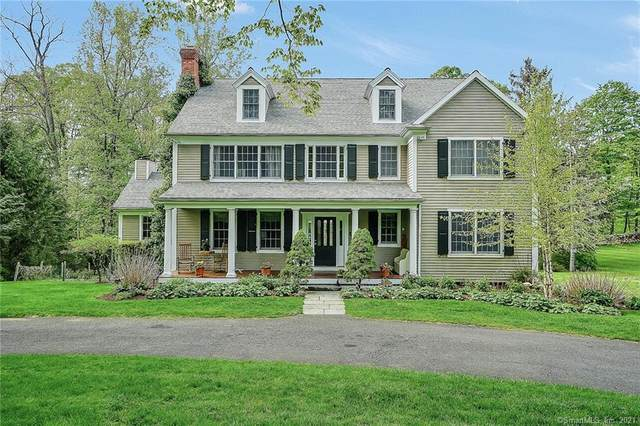 36 Pond Road, Ridgefield, CT 06877 (MLS #170394214) :: Around Town Real Estate Team