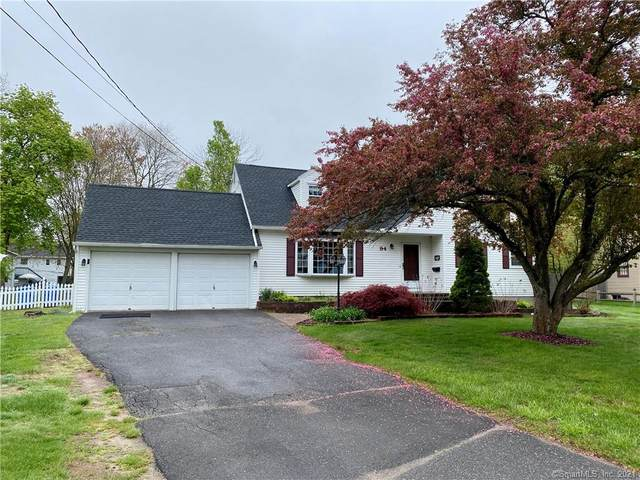 94 Woodhaven Road, Bristol, CT 06010 (MLS #170394451) :: Next Level Group