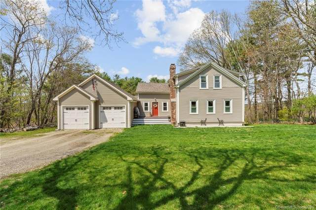 11 Blumenthal Drive, Killingly, CT 06241 (MLS #170394614) :: Next Level Group