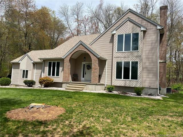 16 Simone Drive, East Windsor, CT 06016 (MLS #170394763) :: NRG Real Estate Services, Inc.