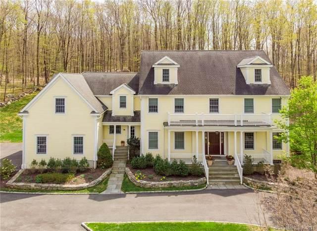 1 Oscaleta Road, Ridgefield, CT 06877 (MLS #170395295) :: Spectrum Real Estate Consultants