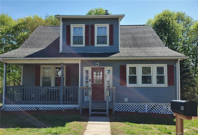 59 Mckenzie Avenue, Meriden, CT 06451 (MLS #170395714) :: Around Town Real Estate Team