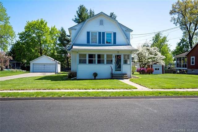 196 Brimfield Road, Wethersfield, CT 06109 (MLS #170395738) :: Around Town Real Estate Team