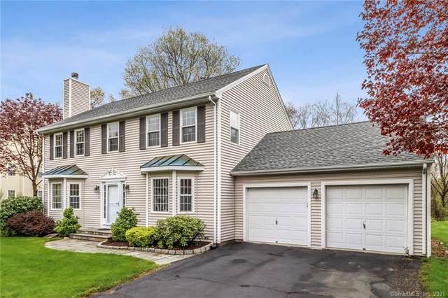6 Marsh Pond Lane, Monroe, CT 06468 (MLS #170395743) :: Around Town Real Estate Team