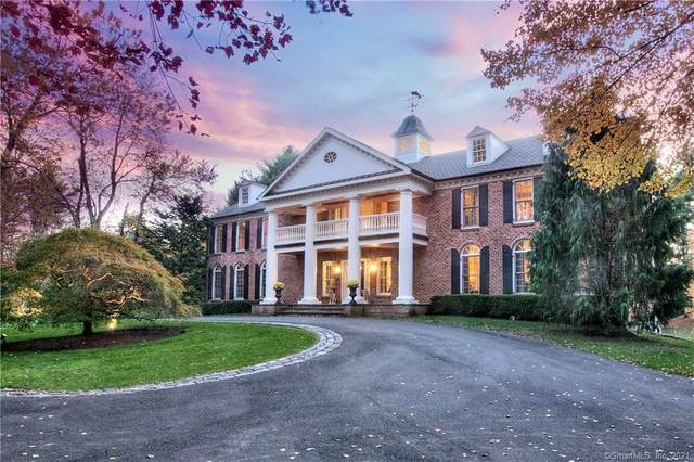 123 Hemlock Hill Road, New Canaan, CT 06840 (MLS #170395789) :: Next Level Group