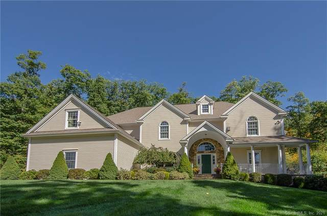 8 Boulder Way, Southbury, CT 06488 (MLS #170395964) :: Kendall Group Real Estate | Keller Williams