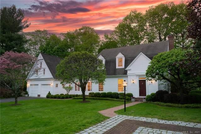 23 Shields Road, Darien, CT 06820 (MLS #170396045) :: Frank Schiavone with William Raveis Real Estate