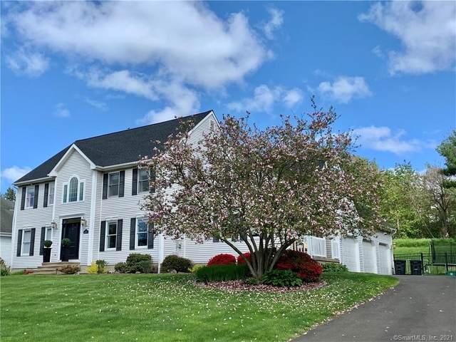 46 Jennifer Drive, North Haven, CT 06473 (MLS #170396120) :: Around Town Real Estate Team