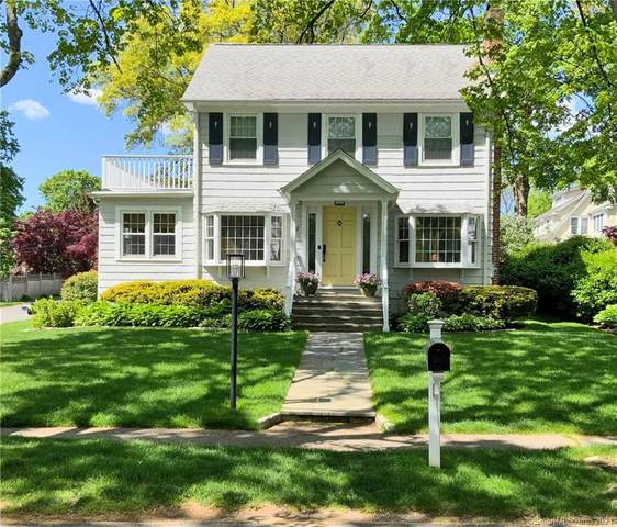 2 Abbey Road, Darien, CT 06820 (MLS #170396285) :: GEN Next Real Estate