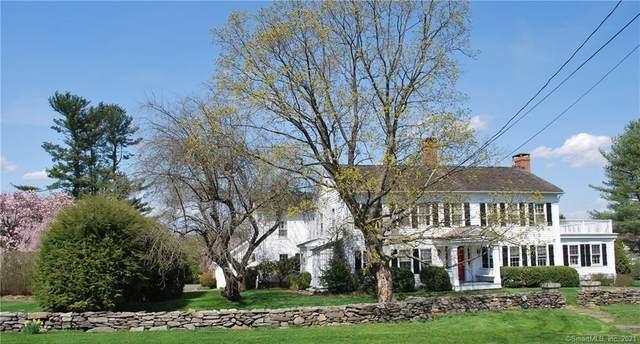 274 Ridgefield Road, Wilton, CT 06897 (MLS #170396426) :: Around Town Real Estate Team