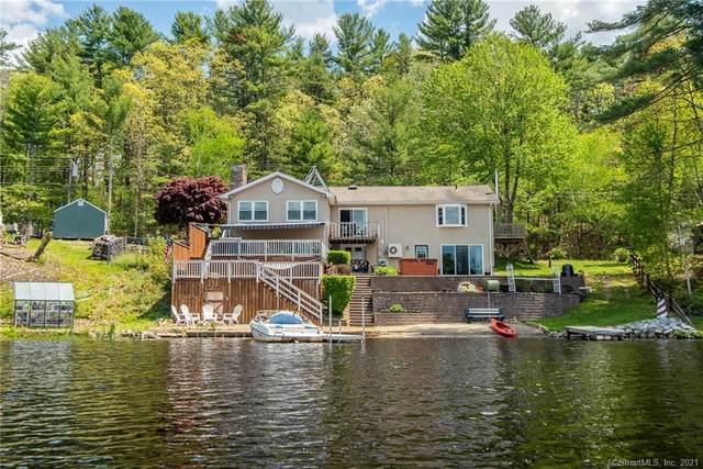 42 Logee Road, Thompson, CT 06277 (MLS #170396512) :: Next Level Group