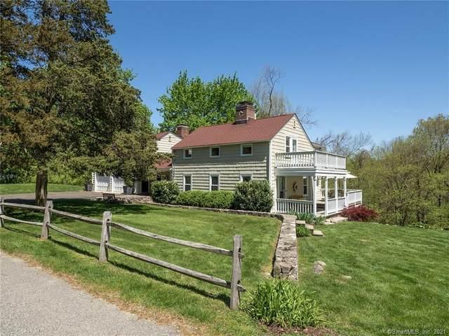 117 Spectacle Lane, Wilton, CT 06897 (MLS #170396624) :: Around Town Real Estate Team
