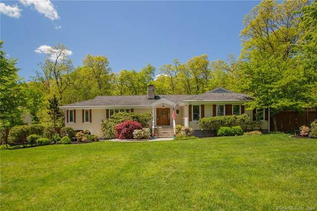 28 Red Fox Road, Stamford, CT 06903 (MLS #170396642) :: Around Town Real Estate Team