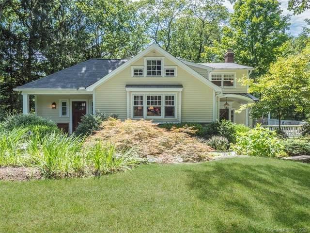 50 Honey Hill Road, Wilton, CT 06897 (MLS #170396753) :: Around Town Real Estate Team