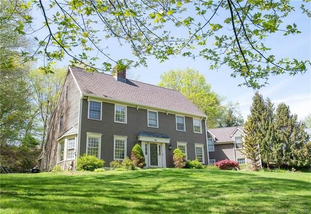 18 Palestine Road, Newtown, CT 06470 (MLS #170396840) :: Tim Dent Real Estate Group