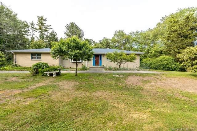 75 Greenhaven Road, Stonington, CT 06379 (MLS #170397252) :: Spectrum Real Estate Consultants