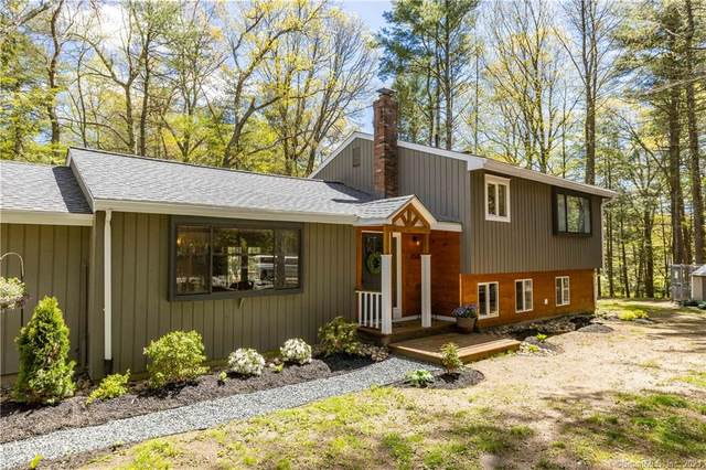 150 Canton Road, Granby, CT 06035 (MLS #170397448) :: Around Town Real Estate Team
