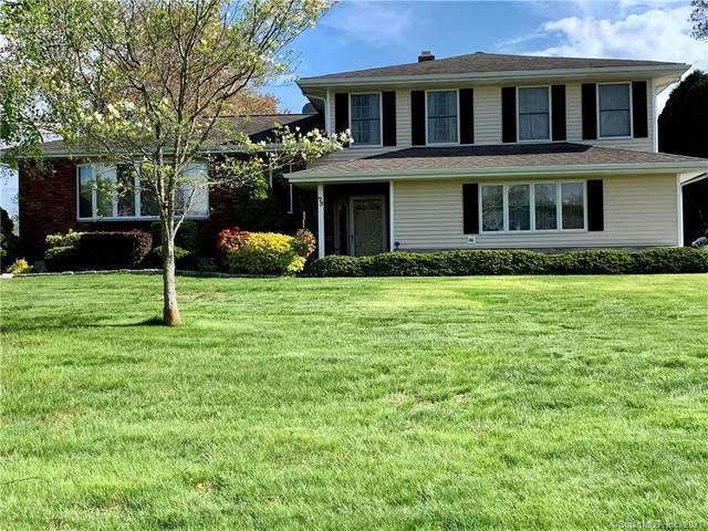 73 Colonial Drive, Waterford, CT 06385 (MLS #170397451) :: Team Feola & Lanzante | Keller Williams Trumbull