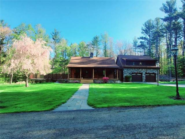 125 Old North Road, Winchester, CT 06098 (MLS #170397460) :: The Higgins Group - The CT Home Finder
