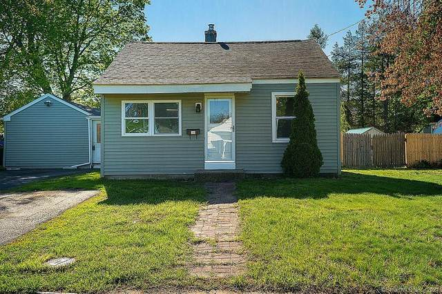 45 Sunnyreach Drive, East Hartford, CT 06118 (MLS #170397584) :: The Higgins Group - The CT Home Finder