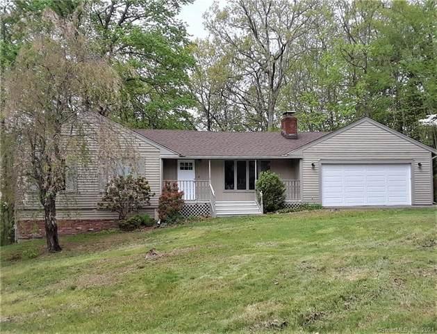 185 Brushy Hill Road, Danbury, CT 06810 (MLS #170397623) :: GEN Next Real Estate
