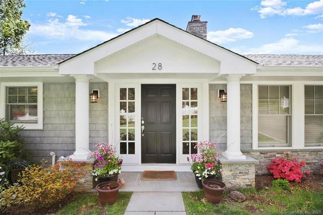 28 Hickory Drive, Greenwich, CT 06831 (MLS #170397695) :: Next Level Group