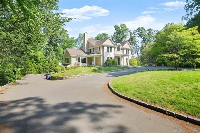 7 Shelter Drive, Greenwich, CT 06807 (MLS #170397844) :: Tim Dent Real Estate Group